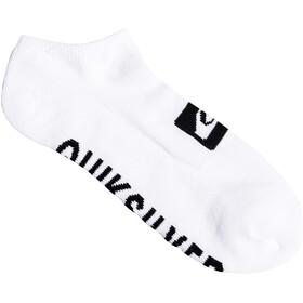 Quiksilver Ankle Sokken 3 Paar, white